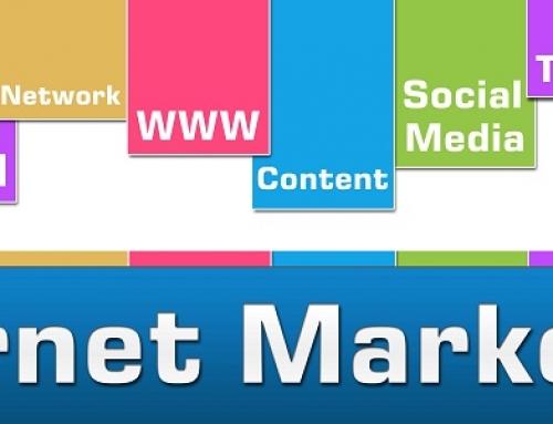 تاریخچه بازاریابی اینترنتی